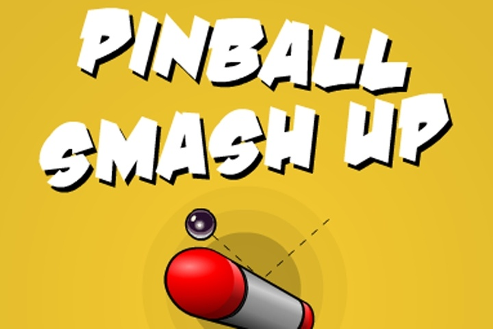 Pinball Smash Up Game