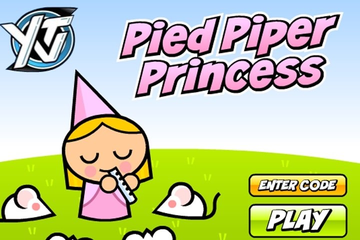 Pied Piper Game