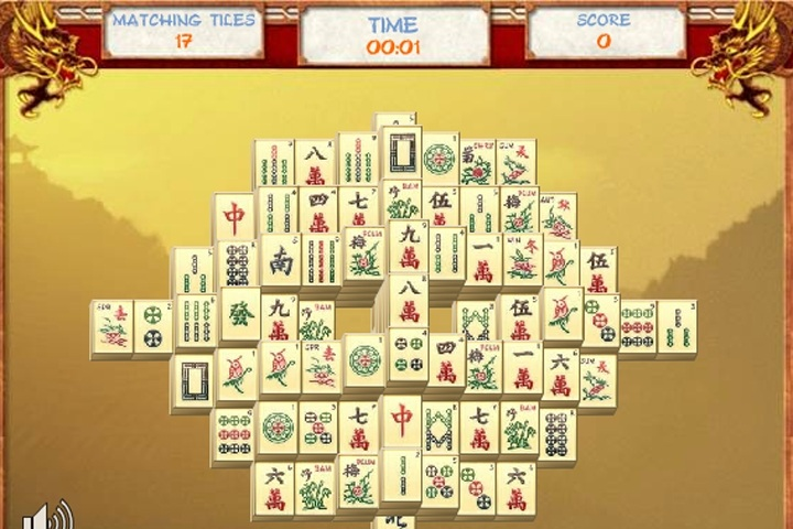The Great Mahjong Game