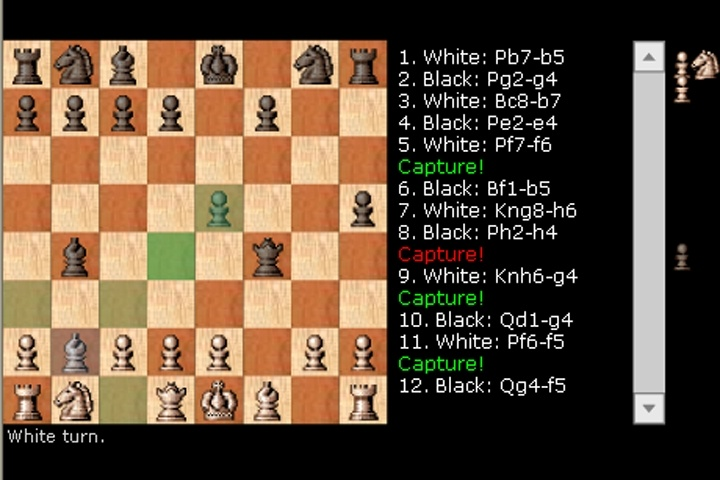 Battle Chess Game