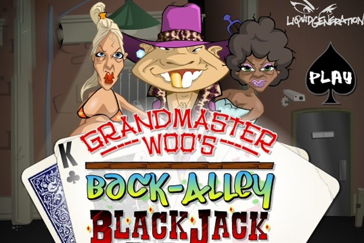 Grand Master Woos Back-Alley Blackjack Game