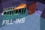 Danny Phantom Fill-Ins game free online