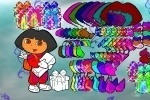 Dress up Dora The Explorer