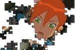 Gwen From Ben 10 Puzzle