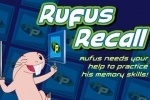 Kim Possible Rufus Recall game free online