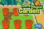 Dora's Magical Garden game free online