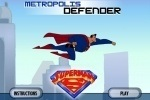 Superman - Metropilis Defender game free online