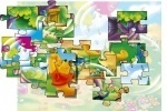 Winnie The Pooh Collection puzzle game free online