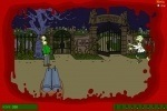 Simpsons Zombie Shooter game free online
