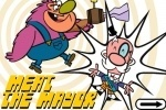 Powerpuff Girls Meat the Mayor game free online