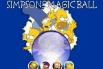 Simpsons Magic Ball game free online