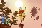 Avatar: The Last Air Bender - Aang On game free online