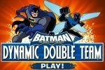 Batman The Brave and the Bold: Dynamic Double Team game free online