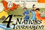 Avatar - 4 Nations Tournament game free online