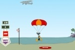 Daffy Duck Sky Diving game free online