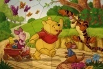 Winnie The Pooh And Friends Puzzle Mania game free online