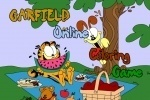 Garfield Online Coloring game free online