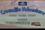 Lion King - Crocodile Adventure game free online
