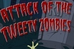 Attack of the Tweety Zombies game free online
