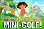 Dora The Eplorer Dora's Star Mountain Mini-Golf game free online