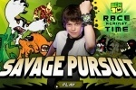 Ben 10 - Ben Ten - Savage Pursuit game free online