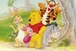 Winnie The Pooh And Friends Jigsaw game free online