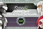 GI Joe Sigma 6 Ninja Showdown game free online