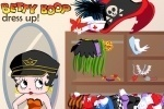 Betty Boop Dress Up game free online