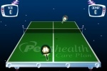 Garfield's Ping Pong game free online