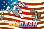 Bugs Bunny & Cecil in Mad Dash game free online