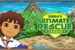 Diego's Ultimate Rescue League game free online
