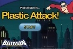 Batman Plastic Man In Plastic Attack game free online