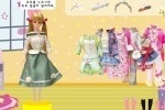 Barbie Doll Dress Up game free online