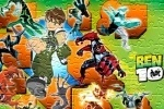 Ben 10 And The Other Heroes Jigsaw