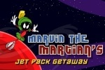Marvin the Martian's Jet Pack Getaway game free online
