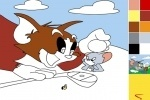 Tom And Jerry Coloring game free online