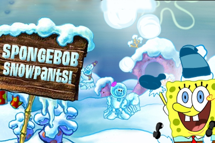 SpongeBob Snowpants Game