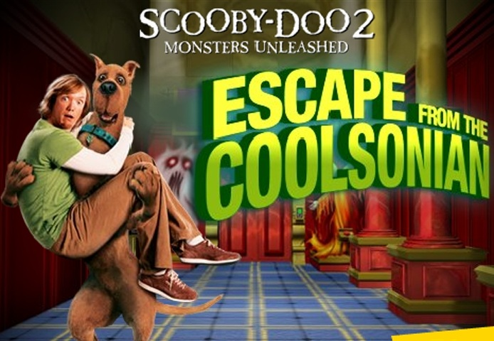 Scooby Doo Escape From Coolsonian Game
