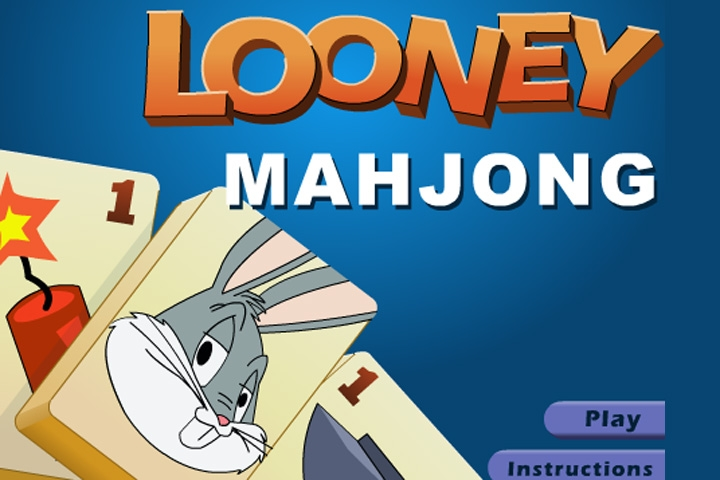 Looney Tunes Mahjong Game