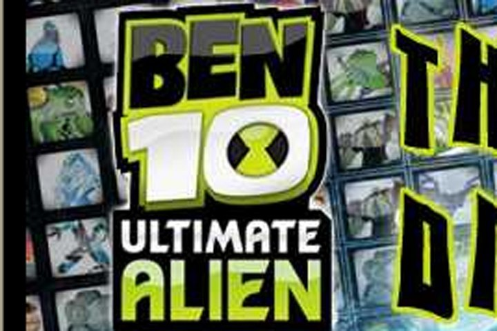 Ben 10 DNA Lab Game
