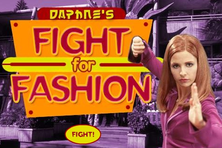 Scooby Doo - Daphnes Fight for Fashion Game