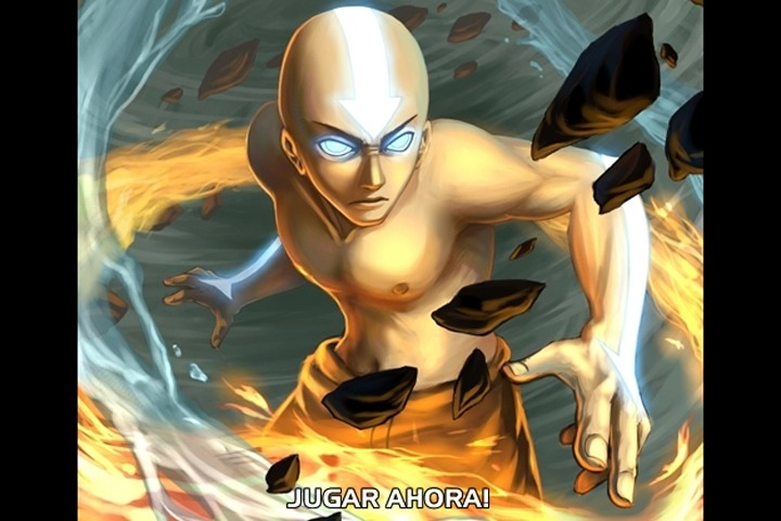 Avatar The Last Airbender Puzzle Game