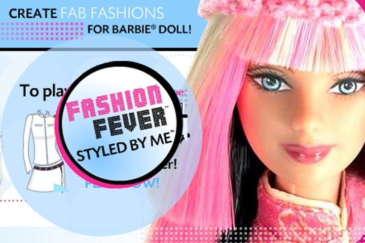 Barbie Styled By Me Game