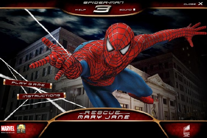 Spiderman 3 Rescue Mary Jane Game - Spiderman games ...