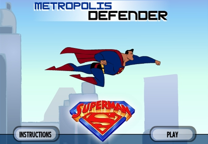 superman online free games