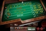 3D Craps Table