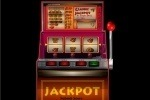 Classic Jackpot 3 Wheel Slot Machine