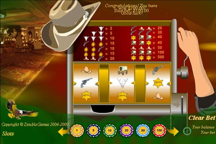 Western Classic Slots Game