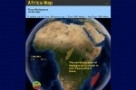 Africa Map game free online