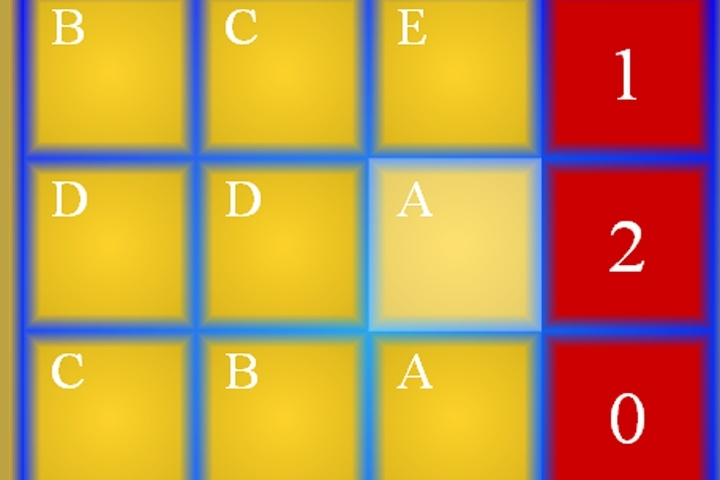 Squares Of Doom Addition Game